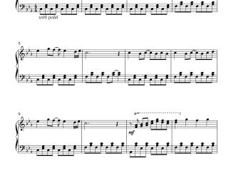 Udaan Theme - Udaan piano notes