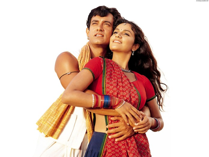 FRAMING MOVIES: Take Thirty: Lagaan (2001)   BollySpice.com – The latest movies, interviews in Bollywood
