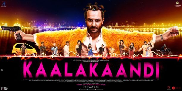 """Kaalakaandi Is Fiercely original and delectably feisty"" –  Subhash K Jha Review"