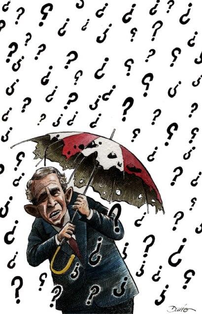 Okay stop! It's raining questions!