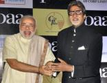 modi with bachchan