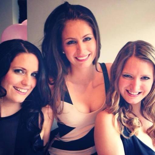 Natacha, Sonia and Melisa