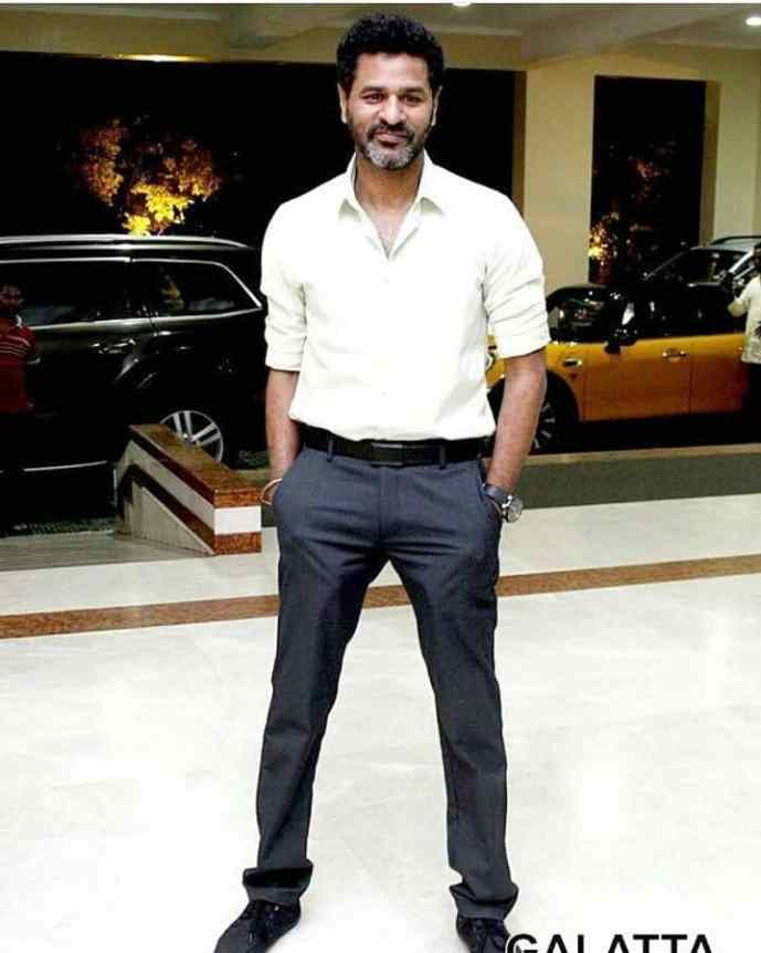 Prabhu Deva Height