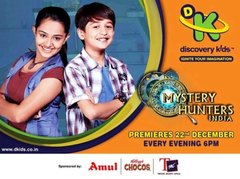 Apoorva-Arora-in-Mystery-Hunters-India