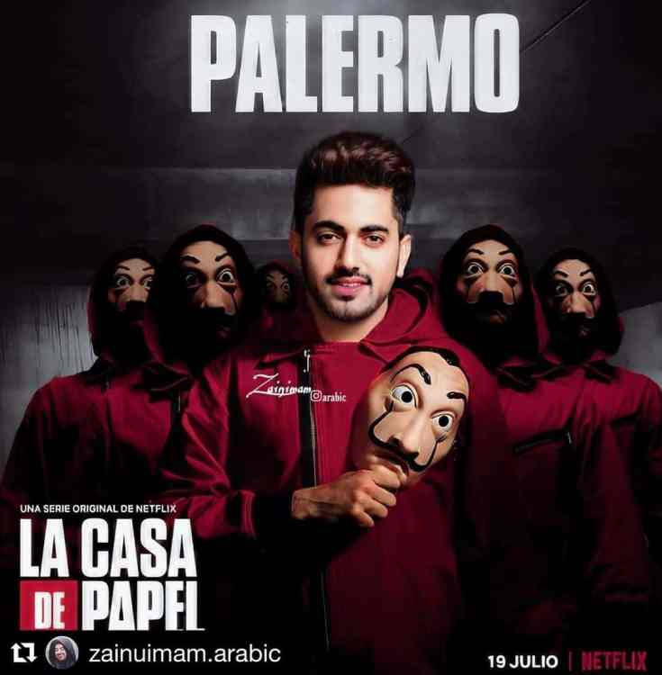 Zain Imam Show Palermo