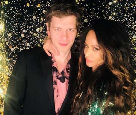 Persia-White-with-her-husband-Joseph-Morgan