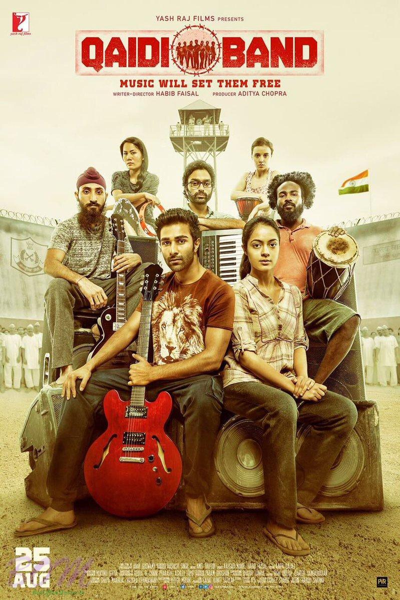 Trailer of Rajkapoor's grandson Aadar Jain debut movie Qaidi Band