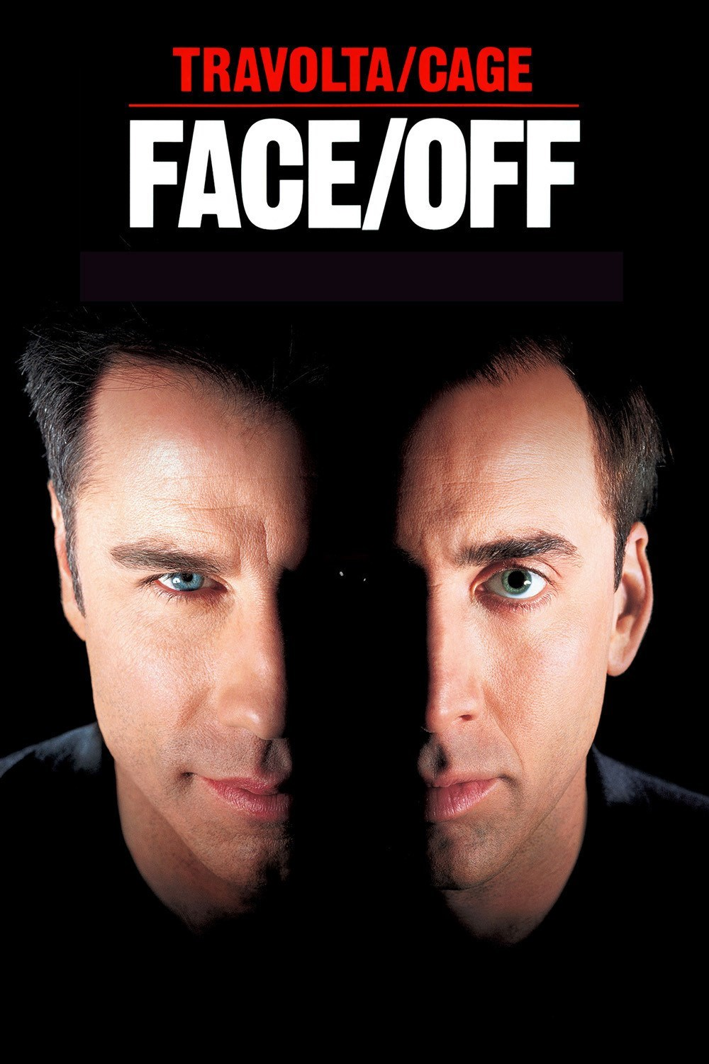Face off  poster is copied by Ek Vilain
