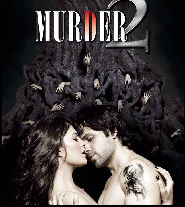 Murder 2 poster is copied from Antichrist