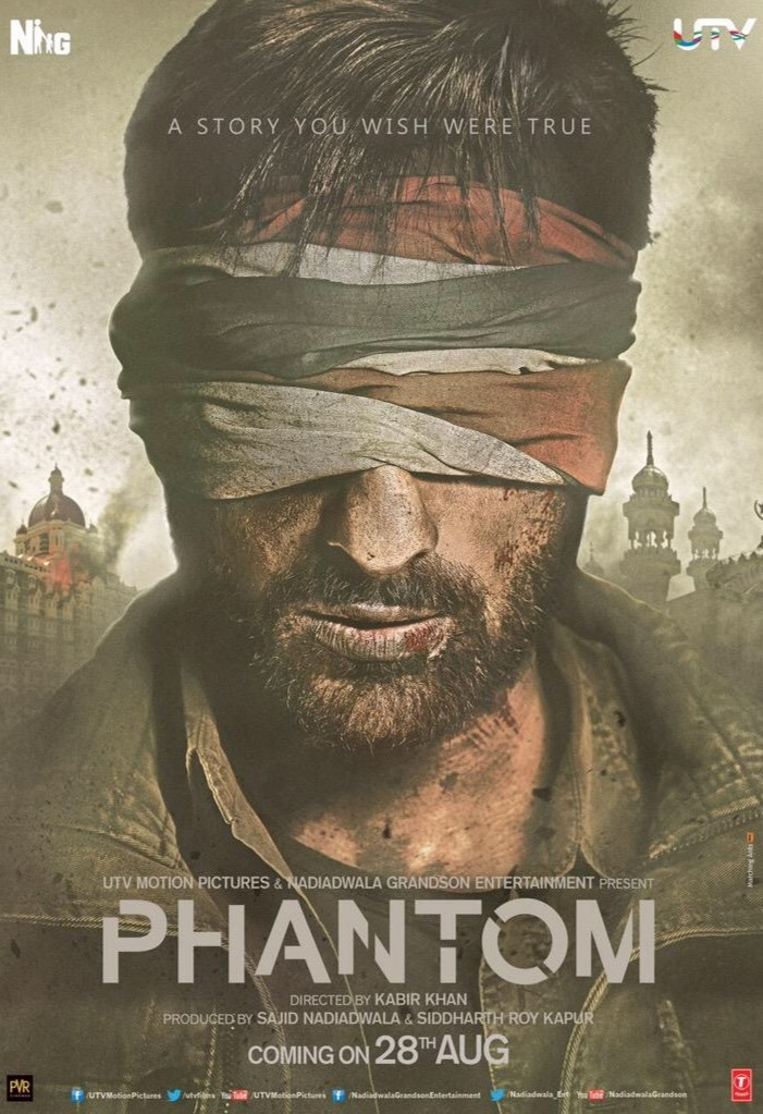 Phantom poster is copied from Honefront(Video Game)
