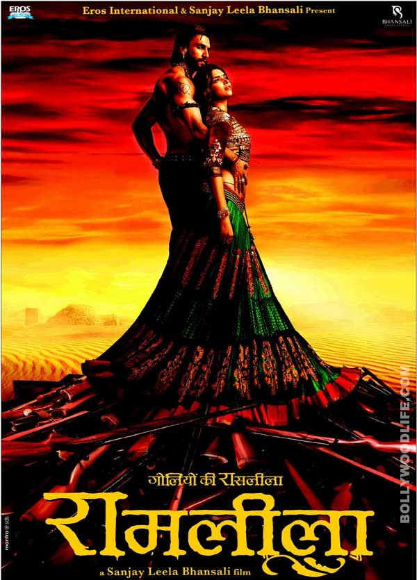 Ramleela poster is copied from Revenge