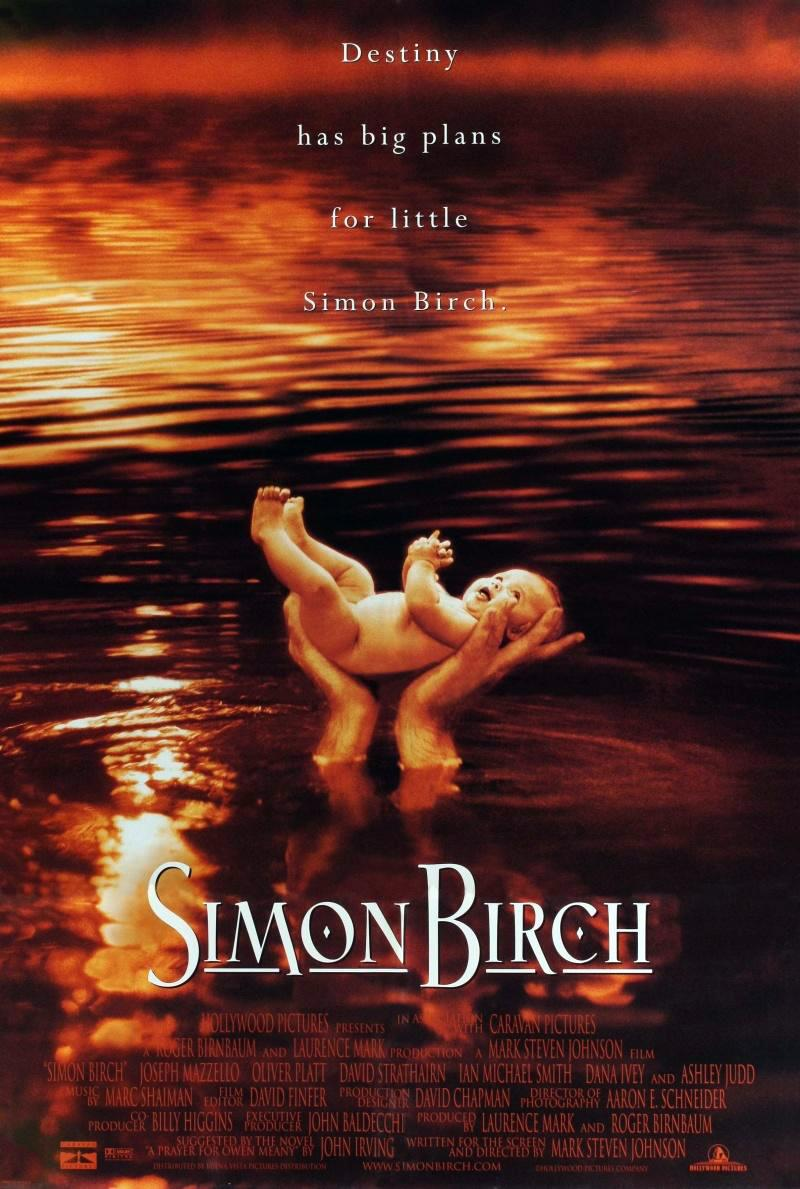 Simon Birch  poster is copied by Bahubali