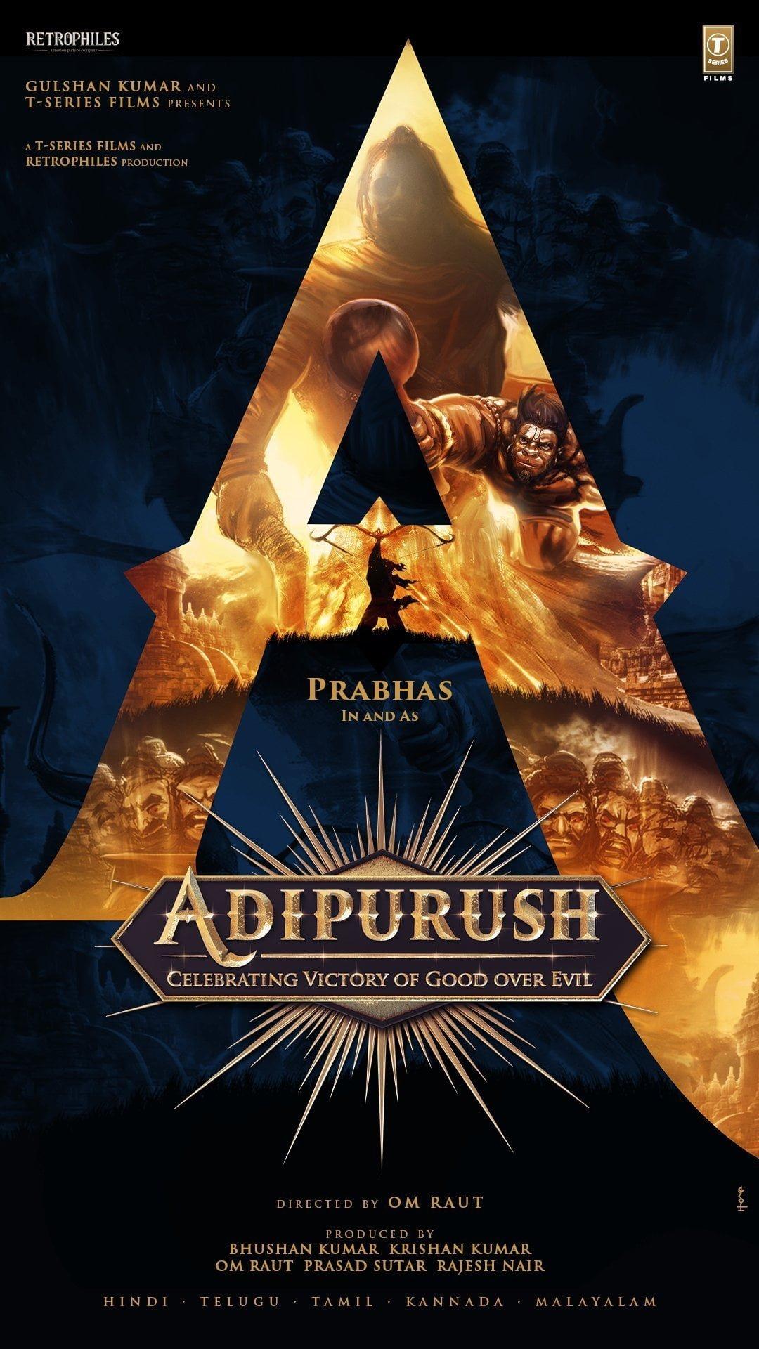 Prabhas To Star In Om Raut's Adipurush After Radhe Shyam