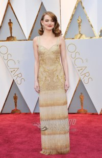 Oscars 2017 - Hollywood Celebs Arrive In Style At The ...