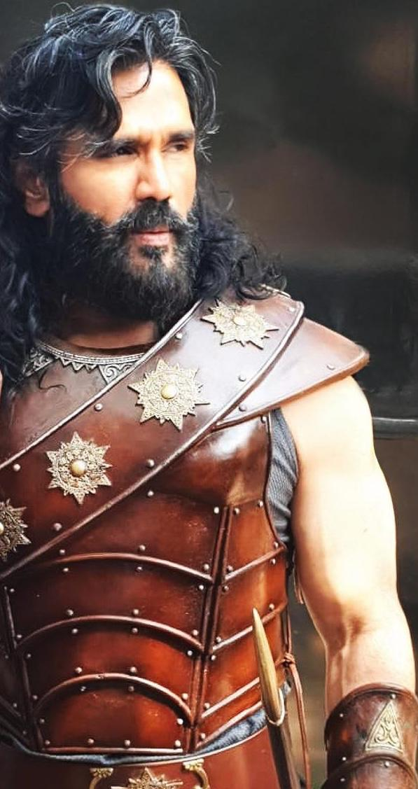 Marakkar - The Lion Of The Arabian Sea: Suniel Shetty To Feature As A Warrior In This Period Drama Starring Mohanlal And Prabhu Dheva