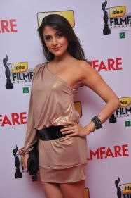 Aarti Chabbria at the Red Carpet of '59th !dea Filmfare Awards 2011' (South) on 8th July at Jawaharlal Nehru indoor stadium, Chennai.