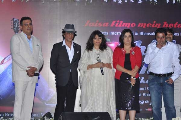 MUSIC LAUNCH OF SHIRIN FARHAD KI TO NIKAL PADI SANKET SAVALIYA (1)