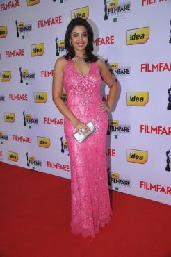 Richa Gangopadhyay at the Red Carpet of '59th !dea Filmfare Awards 2011' (South) on 8th July at Jawaharlal Nehru indoor stadium, Chennai.