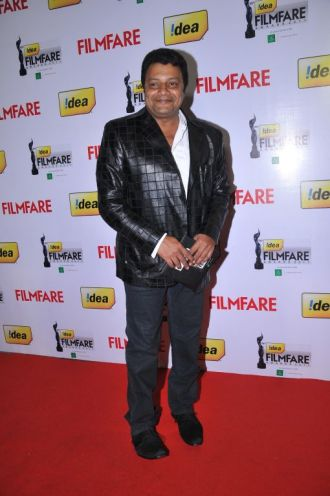 Sai Kumar (Telugu Actor) at the Red Carpet of '59th !dea Filmfare Awards 2011' (South) on 8th July at Jawaharlal Nehru indoor stadium, Chennai.