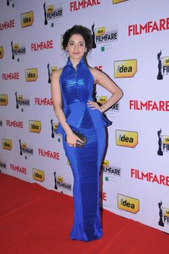 Tamanna at the Red Carpet of '59th !dea Filmfare Awards 2011' (South) on 8th July at Jawaharlal Nehru indoor stadium, Chennai..