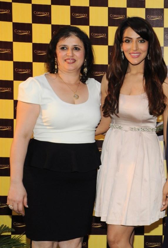 Sudeepa Singh and Vanita Rishi
