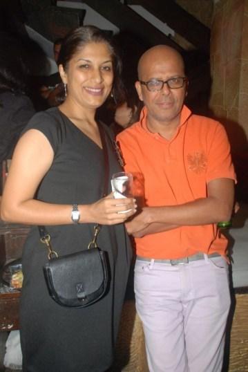 Celeb stylist Pria Agni and Designer Narendra Kumar @ YouMe&We PR 5th Anniversary bash