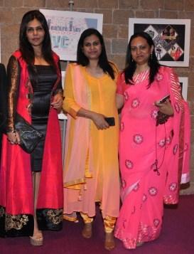 04-(L-R)Nisha Jamwal,Ms.Neelima R Singh-,Ms.Monika Aggarwal