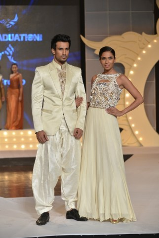 13-Models Asif Azim & Candice Pinto