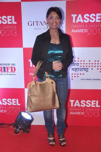18 Leena Mogre @ Tassel Fashion & Lifestyle Awards 2013