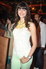Pooja Batra at the launch of Ovais & Uzair Queraishi's Yoko Sizzlers..,.,