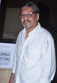Amol Palekar at 15th Mumbai Film Festival