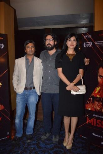 Nawazuddin Siddique, Ashim Ahluwalia, Niharika Singh