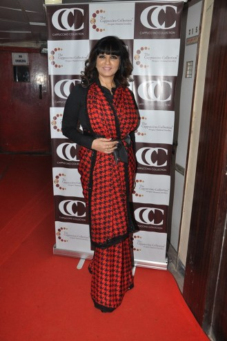03-Designer Neeta Lulla for Pria Kataaria puri@Cappuccino Collection Store Launch