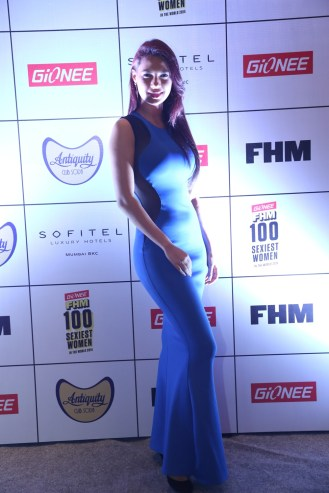 Rochelle Rao at FHM PARTY