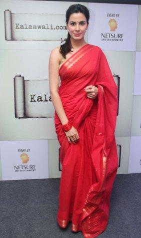 Actress Kirti Kulhari launched the kalamwali.com 'a world of words'4