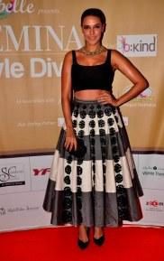 Neha Dhupia at the 'Femina Style Diva 2014' finale