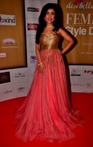 Shibani Kashyap at the 'Femina Style Diva 2014' finale