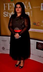 Tanya Chaitanya (Editor, Femina Magazine) at the 'Femina Style Diva 2014' finale