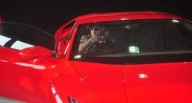 Zayed Khan at Lemborgini Lounge at the 'Autocar Performance Show 2014..