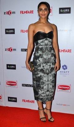 Vaani Kapoor at the '60th Britannia Filmfare Awards 2014' Pr Awards Party at Hyatt Regency