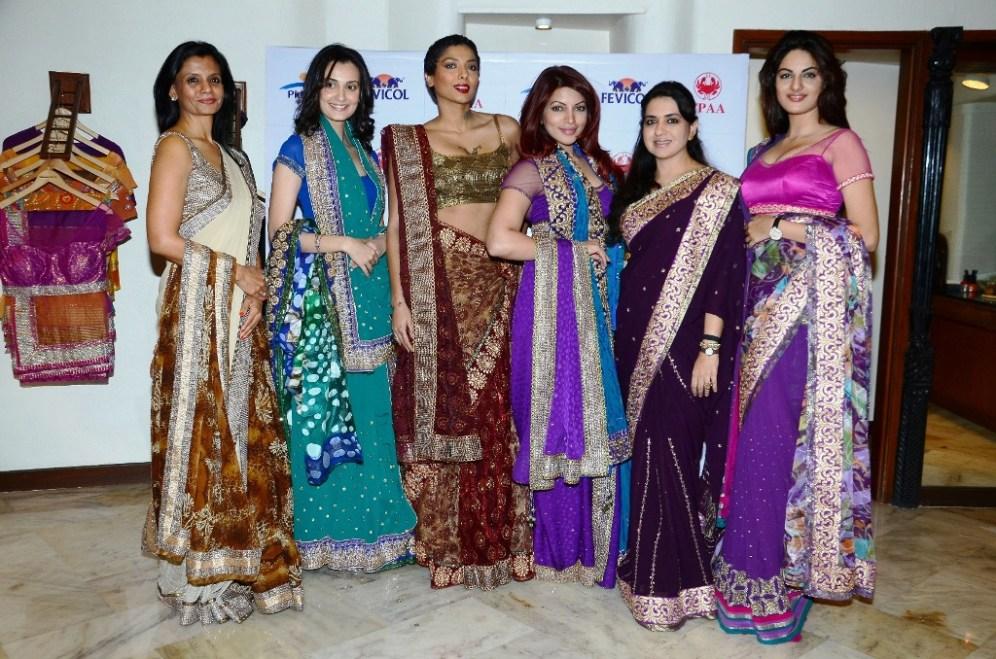 Preethi Gupta, Vaishali Desai, Diandra Soares, Shama Sikander, Shaina NC, Jinal Pandiya