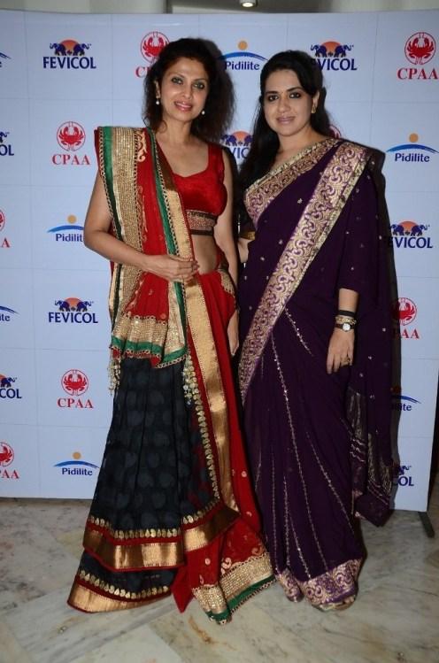 Shaina NC and Varsha Usgaonkar