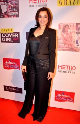 Simone Singh at the Grazia Cover Girl Hunt Finale