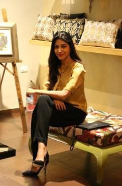 Pallavi Das @ Designer HARSH HARSH's SS 2015 preview soiree