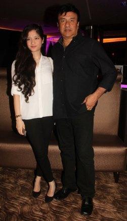 Anu Malik with Anmol