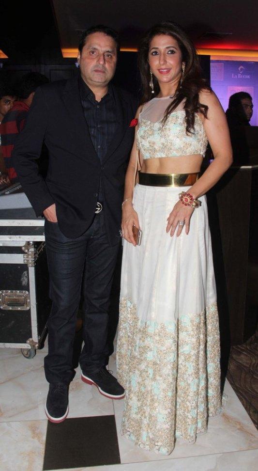 Krishka Lulla and Sunil Lulla