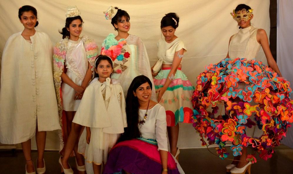 1 Students Of NiftMUMBAI Fashion Design Dept