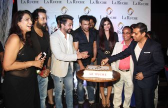 Celebrities at the Six Months Completion Celebration of La Ruche, Bandra.2