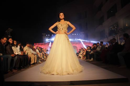 Divya Kumar Khosla @ Tech Fashion Tour