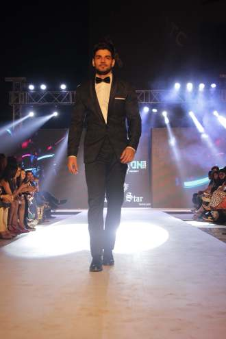 sooraj Pancholi in Rocky Star@Tech Fashion Tour_